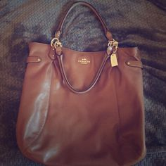 Coach handbag Brown coach bag. Like new! Coach Bags Shoulder Bags