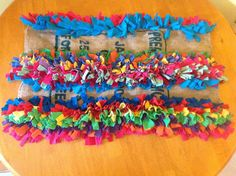 Crafty Bags: Blogtoberfest #12: More rows added to rag rug