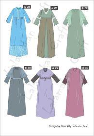 Hijab fashion Nail Desing v nail art design Dress Design Patterns, Dress Design Sketches, Fashion Design Sketches, Abaya Fashion, Muslim Fashion, Fashion Outfits, Abaya Mode, Mode Hijab, Abaya Designs