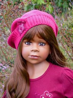 Masterpiece Dolls Gianna (Medium Brunette) by Monika Levenig