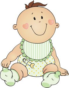 baby christmas clipart | Download free clipart in actual size. Baby boy clipart.