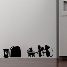 Cheap mouse hole wall stickers, Buy Quality sticker for kids room directly from China wall stickers for kids Suppliers: family baby mouse hole wall stickers for kids rooms decals vinyl wall art decoration home vintage mural Christmas Decoration Kids Room Murals, Kids Room Wall Decals, Wall Stickers Room, Vinyl Wall Decals, Kids Rooms, Vinyl Art, Mural Art, Wall Murals, Wall Art Decor