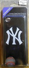 New York Yankees iPhone 4 / 4S Case - Coveroo Thinshield Snap On Cover Baseball | http://www.cbuystore.com/page/viewProduct/10050274 | United States