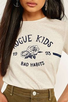 Slide View: 3: Urban Outfitters Rogue Kids Graphic T-Shirt