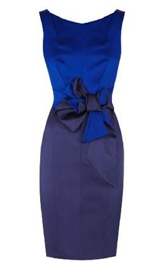 Discover women's clothing for work, weekend or special occasions. Shop Karen Millen's new collection of dresses, coats and tailoring for women now. Pretty Dresses, Beautiful Dresses, Dresses For Work, Electric Blue Dresses, Herve Leger Dress, Bodycon Dress Parties, Luxury Dress, Stretch Satin, Karen Millen