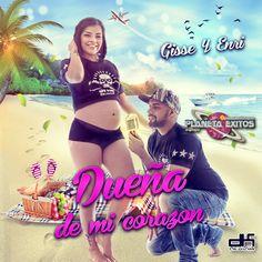 Gissela Y Enrique - Dueña De Mi Corazon (Cumbiamen Records)