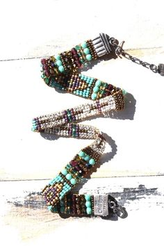 Chili Rose beaded bracelet, wrap bracelet, Chile Rose, Western jewelry http://www.cowgirlkim.com/chili-rose-double-wrap-bracelet.html