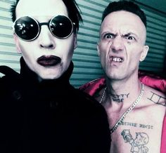 Manson vs Die Antwood.