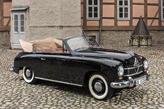 Luxus-Cabrios der fünfziger Jahre - Bilder - autobild.de
