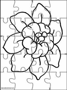 Printable jigsaw puzzles to cut out for kids Nature 30 ...