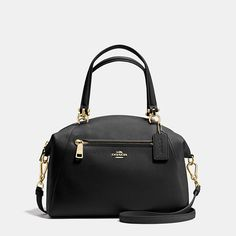 Prairie satchel in black. Want with the 'light gold' hardware.