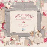 Bloco de Papéis para Scrapbooking - Sweet Christmas - Tilda