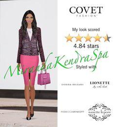 Covet Fashion Fall 2015