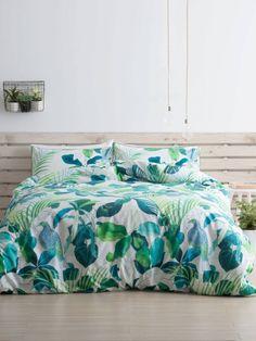 NZ Tropical Duvet Cover Set