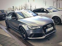 Audi RS6 2013. La voiture sage de Batman