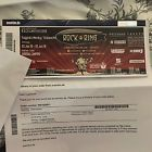 #Ticket  combi ticket for Rock Am Ring 2016 3 days  camping #nederland