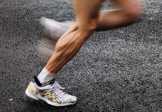 """""""Running properly has nothing to do with what you put (or don't put) on your feet or what surface you run on and everything to do with maintaining perfect form."""" –Details Magazine: The New Rules of Running"""