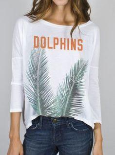 Women's New York Jets Junk Food Cream All American Raglan Three-Quarter Length Sleeve T-Shirt