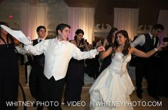 Greek Wedding dance. So fun!