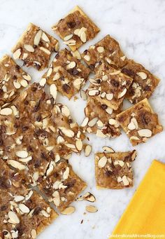 easy saltine cracker toffee