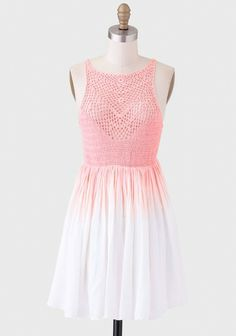 Las Ventanas Dress