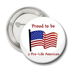 Pinback Photo Button  Proud To Be A by BeckyHunterCreations, $2.25