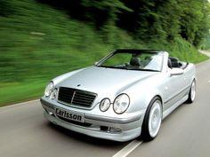 Carlsson Mercedes-Benz CLK-Klasse Cabrio (A208) '1998–2002
