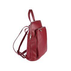 c4908c88b2824 OBC Made in Italy Damen echt Leder Rucksack Daypack Lederrucksack Tasche  Schultertasche Ledertasche Handgepäck Nappaleder