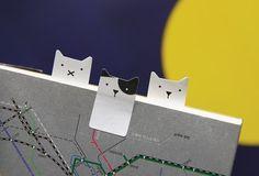 Pense-bête [Cat] / Note pad / Memo pad / favori / Index pense-bête par DubuDumo sur Etsy https://www.etsy.com/fr/listing/204298747/pense-bete-cat-note-pad-memo-pad-favori