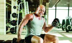 Kurt Angle Reveals His Fitness And Diet Secrets