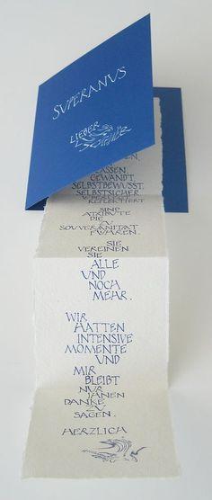 BlueChilli Art Studio: Malkurse, Kalligraphie & Galerie