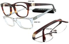 Featuring a globally patented segmented hinge and cable system,@remeyewear introduces SPINE Eyewear.