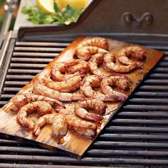 Cedar Grilling Planks - have to try this this summer!
