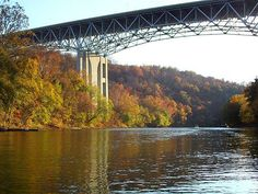 Clays Ferry Bridge connects Fayette Co to Madison Co, KY.