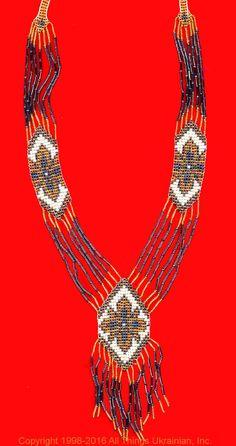 Gherdany Bead Jewelry # GN16177 on AllThingsUkrainian.com