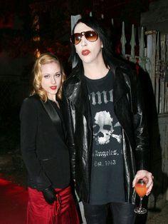 Marilyn Manson & Evan Rachel Wood