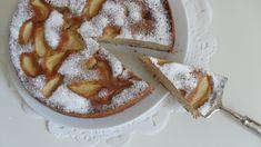 Questa torta di mele allo yogurt e mandorle è semplice,veloce e con un gusto e un aroma unico,provatela,non l'abbandonerete più...