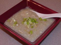 Easy Rice Congee