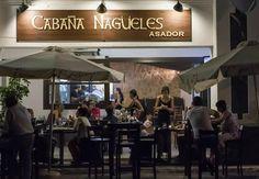 Restaurante - Cabaña Nagüeles - Marbella
