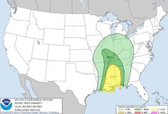 Tomorrow's Severe Thunderstorm outlook