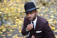 The Style Siblings Boys Two Men, Sartorialist, Classic Man, Gentleman Style, Hats For Men, Well Dressed, Dapper, Style Inspiration, Style Ideas
