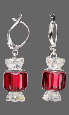 9362178bcd24 Get fresh ideas and Inspiration from this fashionable jewelry piece -  Earrings with Swarovski Crystal and Czech Pressed Glass Beads .