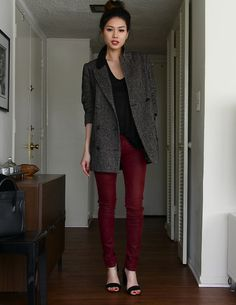 Stained Wine (by Vy Nguyen) http://lookbook.nu/look/4736535