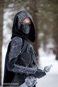 Nightingale Armor Cosplay 3 by Beebichu on deviantART