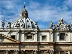 ARTFINDER: non praevalebunt by Ester  Q - When I saw the basilica of St. Peter the first time I have been impressed by the majesty and the power of expression and also the physical strength of the st...