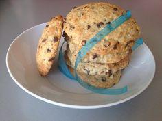 Cookies banane chocolat (sans beurre)
