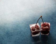 Cherry Icecubes