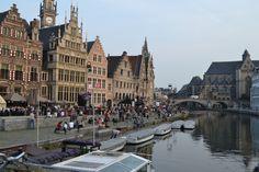 De Graslei, Gent