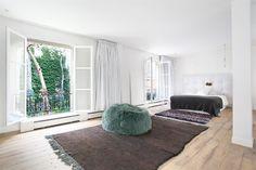 Дизайн интерьера парижских апартаментов_15