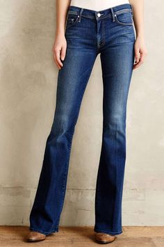Mother Cruiser Flare Jeans $220 #70ssophistication #impossiblyimperfect